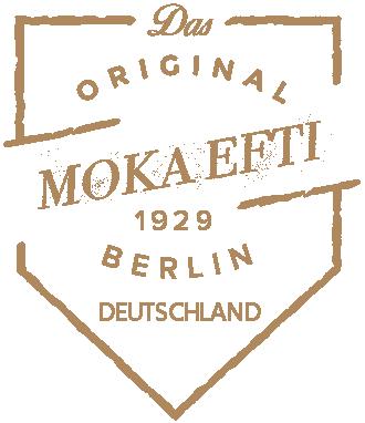 Moka Efti Kaffeehaus Siegel